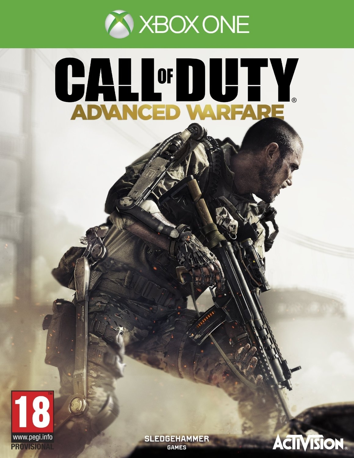 Call of Duty: Advanced Warfare PL (Xbox One)